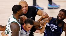Magic's Ennis, Bucks' Williams ejected after scuffle