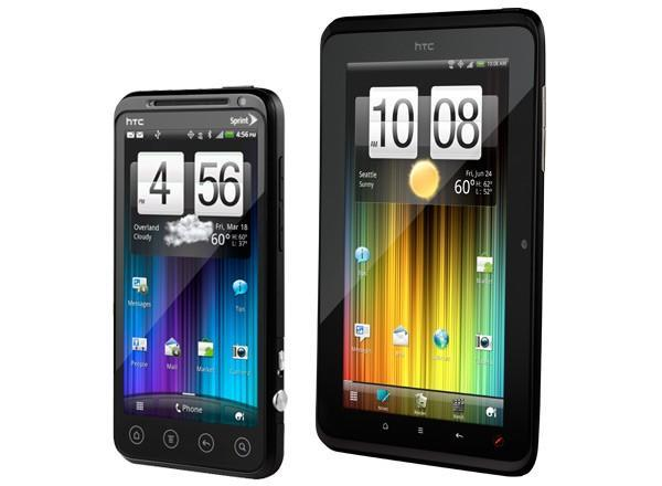 HTC EVO 3D launches on June 24th for $200, joined by EVO View 4G tablet at $400