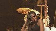 Anitta aparece de visual novo com tranças e divide opinião dos internautas
