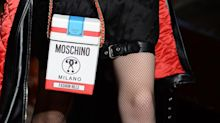 The new Moschino collection was inspired by... smoking