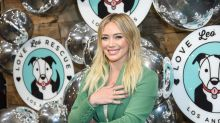 Hilary Duff talks guilt over being a working parent: 'I give myself the hardest time'