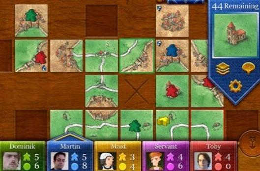 Carcassone app going universal, gets higher price to match