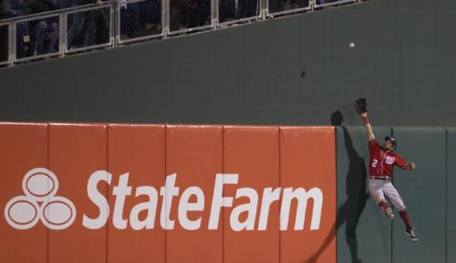 MLB: 3:17! Nationals werden weggeklatscht