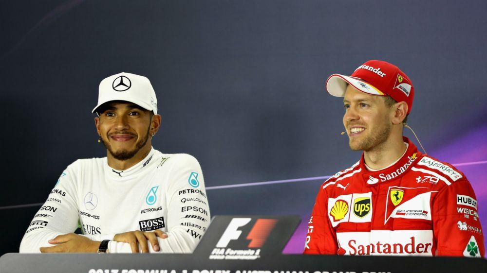 Marko backs Vettel to pip Hamilton to title