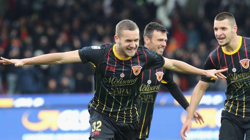 Benevento-Milan 2-2: Brignoli fa la storia al 95', esordio amaro per Gattuso