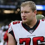 Falcons OT Kaleb McGary apologizes for insensitive tweet about George Floyd protests