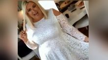 Gemma Collins sparks 'wedding' rumours as she shows off bridal-inspired dress on Instagram