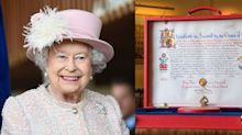 The Queen Has Signed The Instrument Of Consent