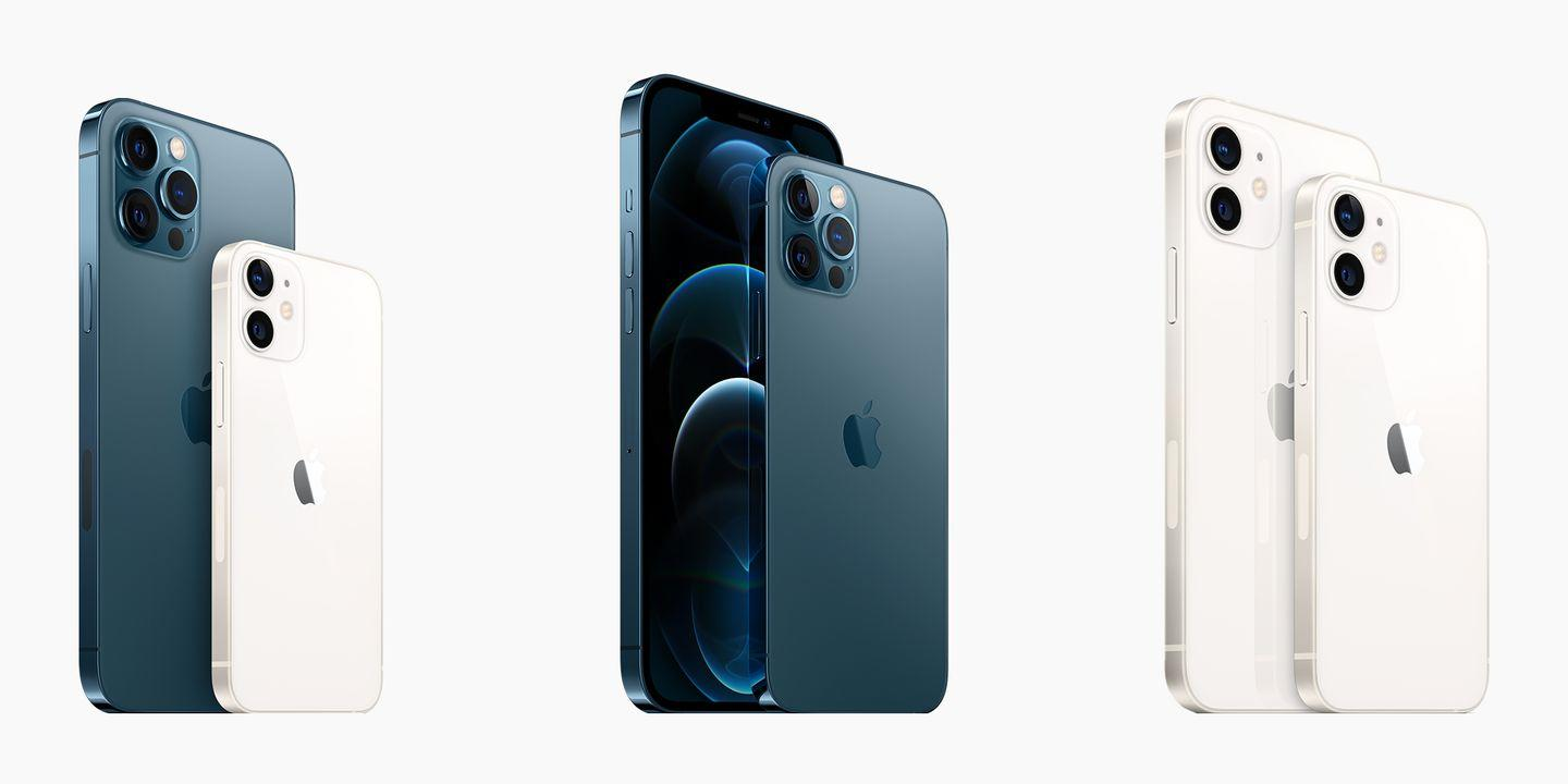 The New iPhone 12 Mini and iPhone 12 Max Pro Prove That ...