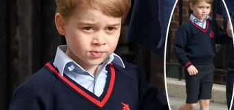 The reason Prince George always wears shorts