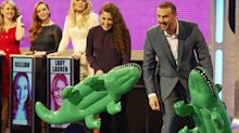 Tonight's Take Me Out saw crocodile lilos and cucumbers
