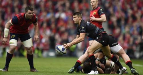 Rugby - CE - Coupe d'Europe : les Saracens battent le Munster et se qualifient pour la finale