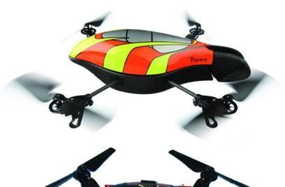 Scientists build WiFi hunter-killer drone and call it SkyNET... Viene Tormenta!