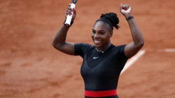 Catsuit is in after WTA makes rule change