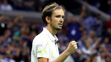 Medvedev puts US Open disappointment behind him with glory in St Petersburg