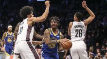 Intriguing Warriors-Nets-Pacers trade discussed by Bill Simmons, Zach Lowe