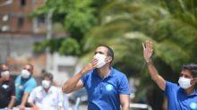 Apoiado por ACM Neto, Bruno Reis é eleito prefeito de Salvador no primeiro turno