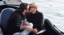 Scott Disick and Sofia Richie Continue PDA Fest During Romantic Gondola Ride in Venice -- See the Pics!