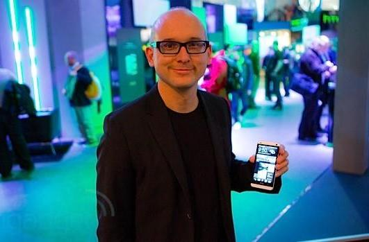 The Engadget Interview: VP of design Scott Croyle talks HTC One at MWC 2013