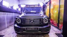 男人的Dream Car!Mercedes-AMG G63唯一一架來港