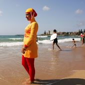 Burkini Bans Will Not Save Muslim Women or Western Values—​They're Just Sexist