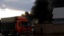 Airstrikes Reportedly Hit Aid Convoy Traveling From Turkey in Northern Syria