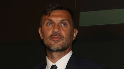 Maldini beaten in professional tennis debut