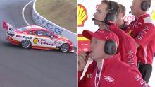 'Balls up': Supercars champ in high-speed Bathurst crash