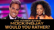 Would You Rather: Mockingjay Part 1 Premiere Edition
