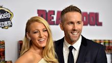 Ryan Reynolds trolled Blake Lively after she made a joke about a fourth baby