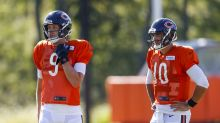 Has Nick Foles taken the lead over Mitchell Trubisky in Bears' QB competition?