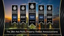 GROHE and American Standard announce winners of the Asia Pacific Property Awards 2021-22