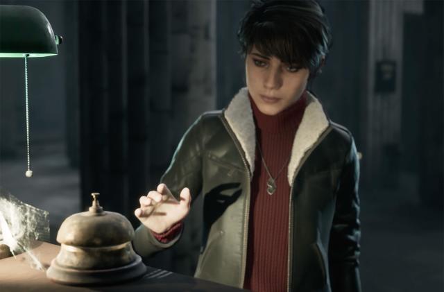 Watch 14 minutes of next-gen Xbox horror fest 'The Medium'