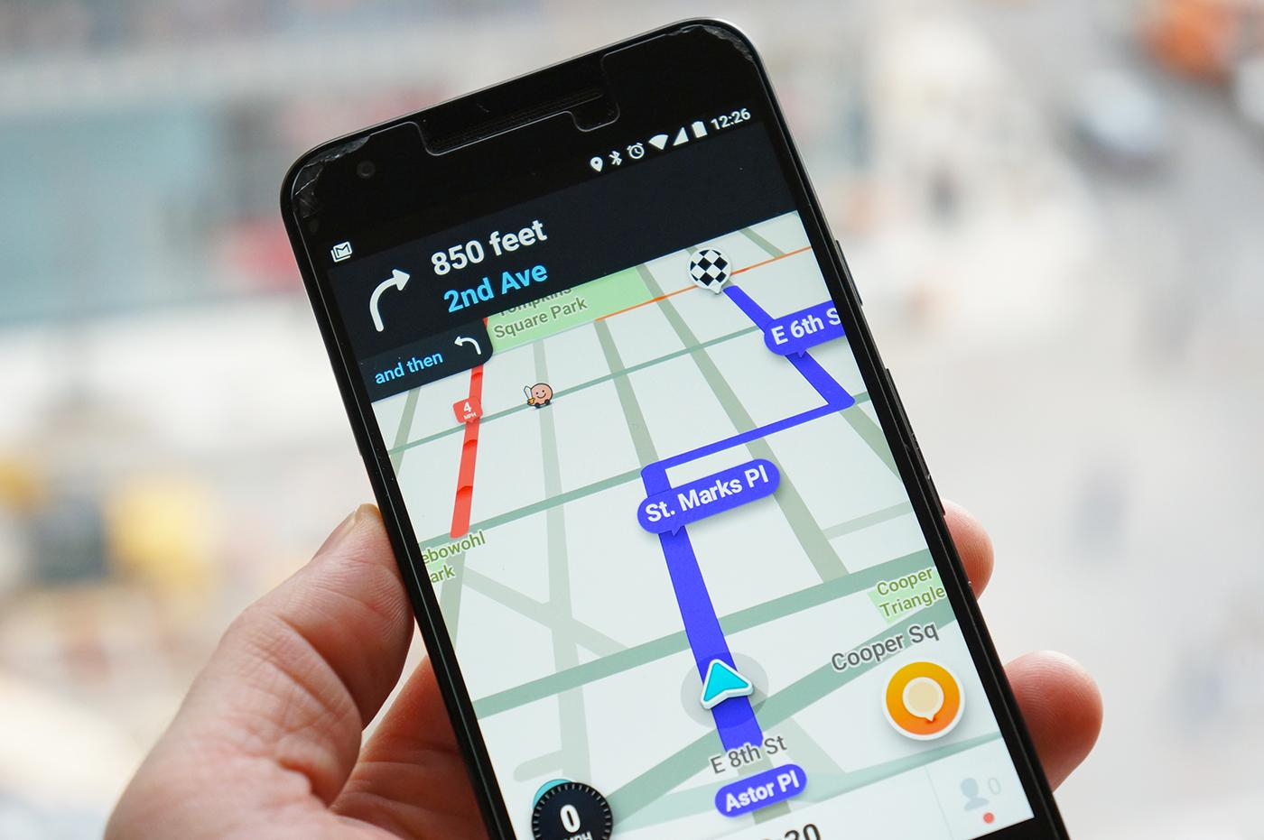 Waze S Crowd Sourced Traffic Info Comes To Ford Sync 3 Cars Engadget