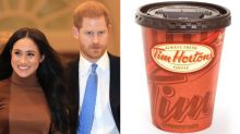 Tim Hortons Tweet To Harry And Meghan Backfires Spectacularly