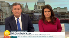 Piers Morgan slams Lily Allen and Charlotte Church after he orders Muslims to 'do more'