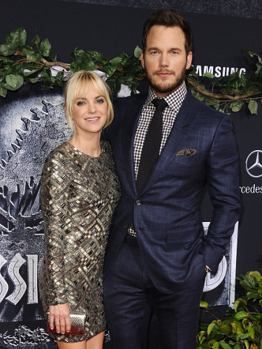 Anna Faris on Chris Pratt Cheating Rumors: 'It Made Me Feel Incredibly Insecure'