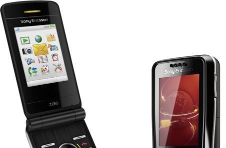 Sony Ericsson launches ho hum Z780 and G502 cellphones as profits plunge