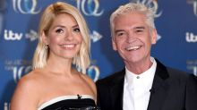 No rift here: Holly Willoughby would quit 'This Morning' if co-star Phillip Schofield left