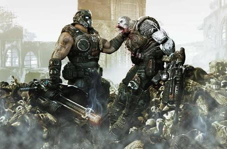 Gears of War 3 toys bring the carnage down to a child's level
