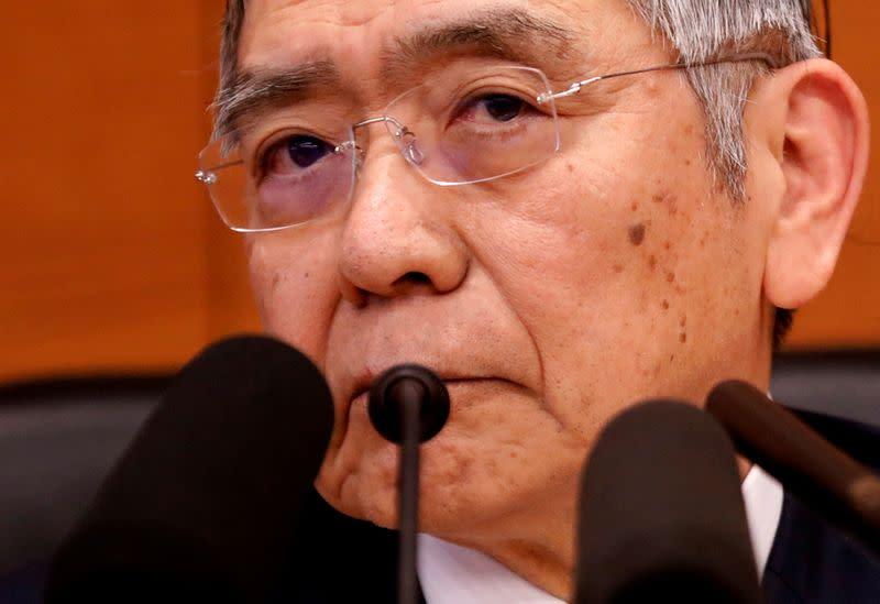 BOJ's Kuroda says globalisation will be sustained despite COVID-19