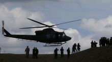 Philippine air force helicopter crash kills all 7 aboard