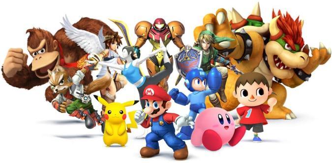 Playdate: We're livestreaming 'Super Smash Bros. for Wii U'! (update: game over!)