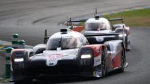 Auto - 24h du Mans - 24 Heures du Mans : la Toyota n°8 approche du but