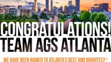 For The Third Consecutive Year, AGS Named Among 'Atlanta's Best And Brightest Companies To Work For®' In 2019