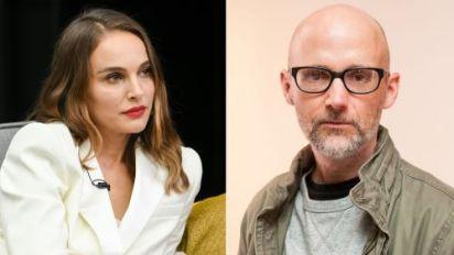 Natalie Portman denies she dated 'creepy' Moby
