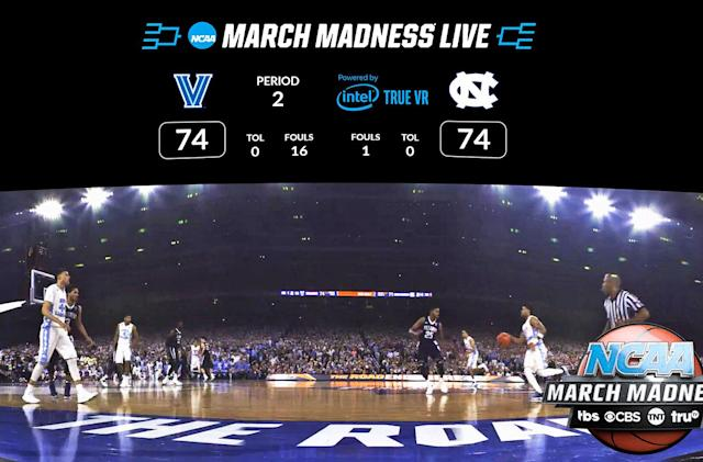 March Madness is back in VR, but it will cost you