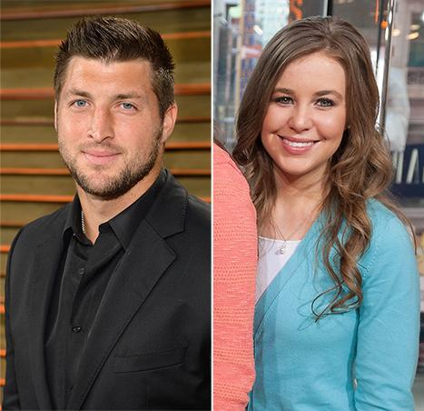 Who is tim tebow dating in Australia