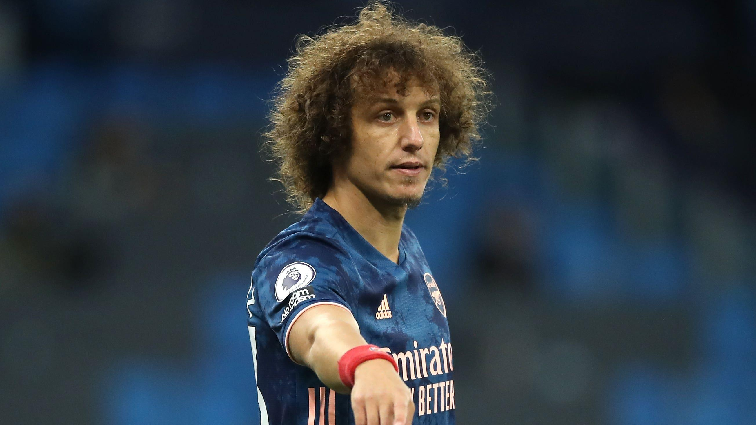 David Luiz convinced Arsenal are improving