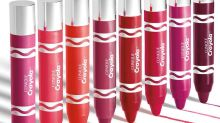 This Clinique and Crayola collaboration is making our childhood dreams come true